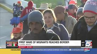 first-wave-of-migrants-reaches-border-from-caravan