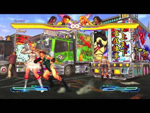 Mac OS X Games : Street Fighter X Tekken sur Macintosh et Fonctionnel ! Winskin Tekken on Mac