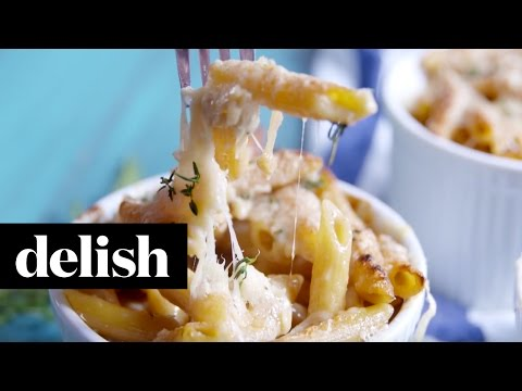 French Onion Penne   Delish
