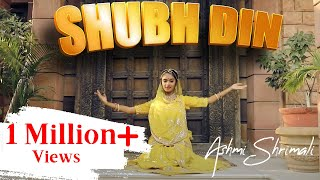 SHUBH DIN   PARMANU   ASHMI SHRIMALI   DANCE COVER