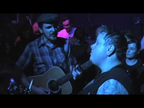 """Digger Barnes and Austin Lucas playing """"Fiery Rose"""" by Aaron Stout"""