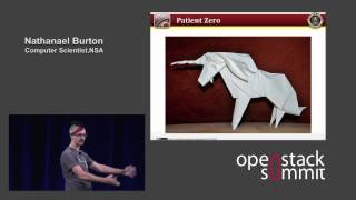 Keynote: OpenStack at the National Security Agency (NSA)