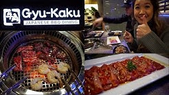 Gyu Kaku : Japanese BBQ Opens in Dallas!