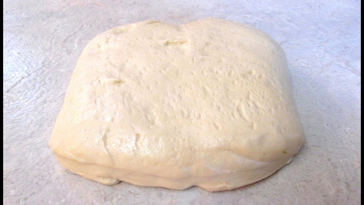 pizza dough recipe fast rising no wait time poormansgourmet