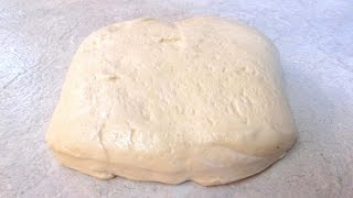 Pizza Dough Recipe - Fast Rising, No Wait Time - PoorMansGourmet