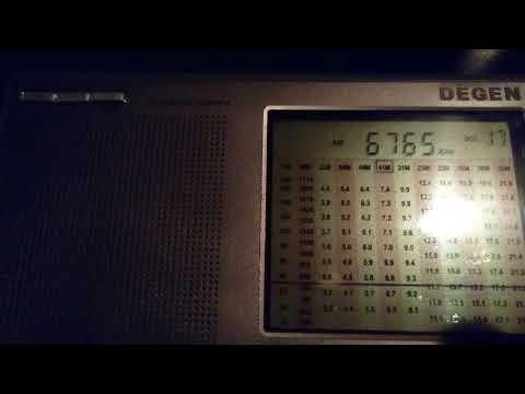 6765 KHz BANGKOK (Broadcast shipping)