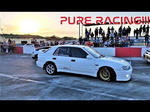 KILLARNEY ROBOT RACING (12.12.18) | Drag Racing Cape Town