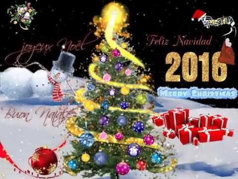 Auguri Di Buon Natale Su Youtube.Auguri Di Buon Natale 2016 Youtube