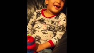 3 yr old with Autism and Apraxia