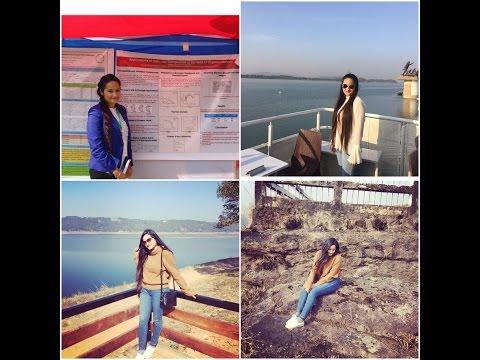 Guwahati Vlog : Exploring Shillong- Cherrapunji, attending CRSI conf. and sunset cruise