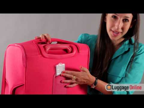 American Tourister ILite Supreme Collection Review By LuggageOnline.com - Luggage Online