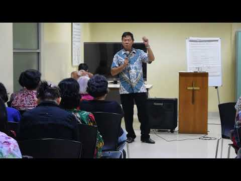 Mentoring God's Power Ministry Jakarta 28 Januari 2018