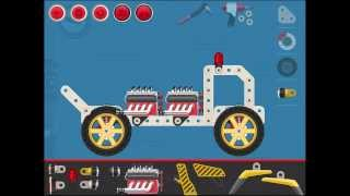 Construct a Car App - Autos bauen und fahren | Beste Kinder Apps