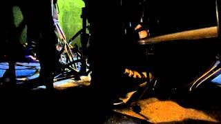 Yo en un ensayo cualquiera (foot cam) Afterlife - Avenged sevenfold