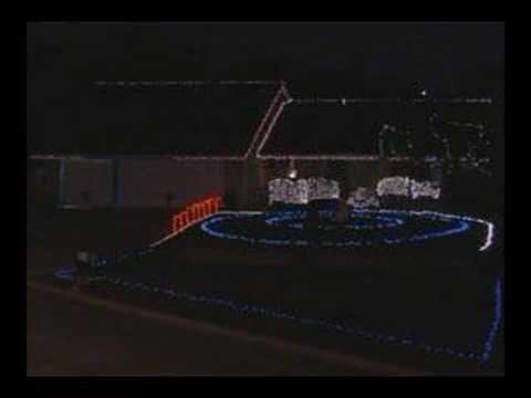 2007 Christmas Musical Lights Display