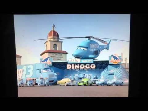 Cars (2006): All 3 McQueen's Dinoco Dreams