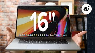 16-inch MacBook Pro Review: Apple Finally Listens