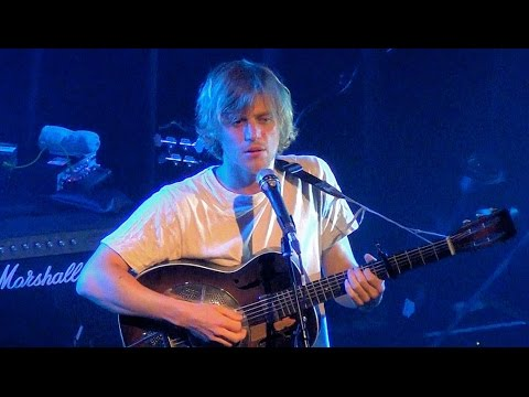 Johnny Flynn - Brown Trout Blues & a joke LIVE @ Lincoln Hall Chicago 7.29.15
