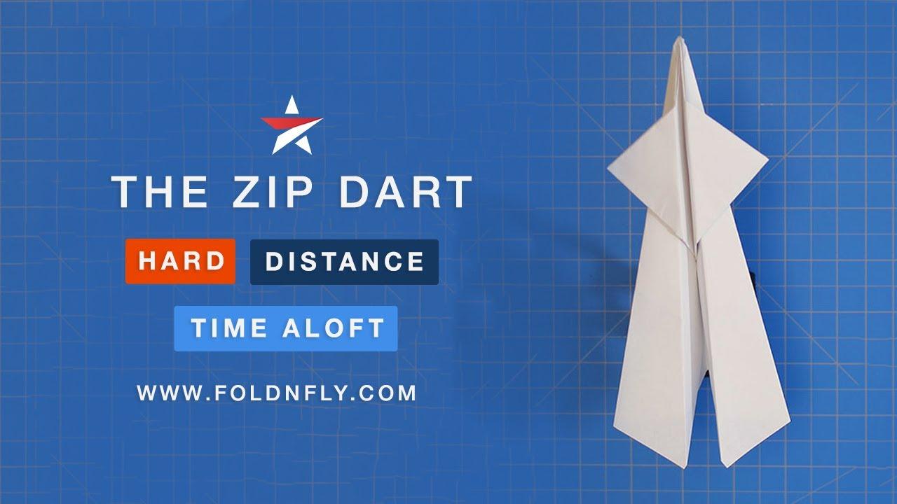 Fold N Fly Zip Dart