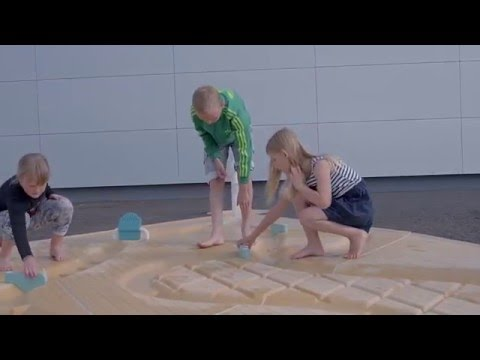 DEN BLÅ PLANET AQUARIUM | COPENHAGUE, DENMARK