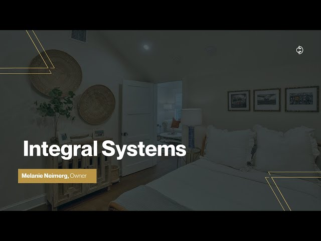 Connected Design Insider Talk: Integrated Systems
