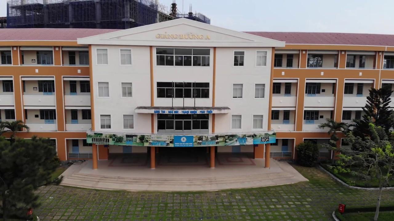 Khuôn viên Đại học Ngân hàng TP.HCM- CS 56 Hoàng Diệu 2, Thủ Đức, TP.HCM