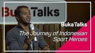 Gambar cover I Gede Siman Sudartawa - Perjalanan Menjadi Juara Dunia Renang | BukaTalks