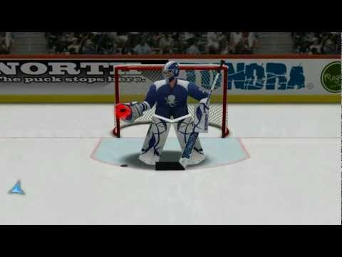 Virtual Goaltender - Game Trailer