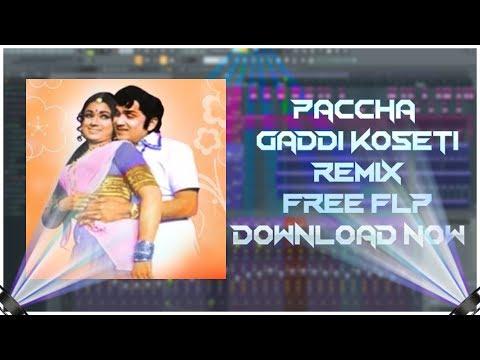 Paccha Gaddi Koseti | Remix | Free Flp Download | Link In Description