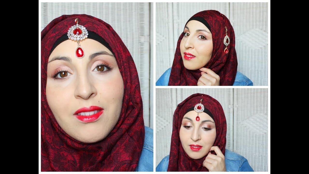 Tutoriel hijab avec Neyssa shop !
