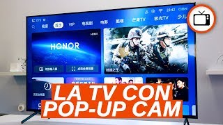 Honor Vision TV, il televisore di casa HONOR - Anteprima IFA 2019