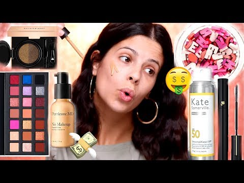 I BOUGHT THE MOST EXPENSIVE MAKEUP FROM ULTA! thumbnail