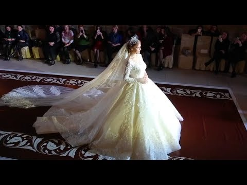 Yulduz Wedding Bridal Couture 2017