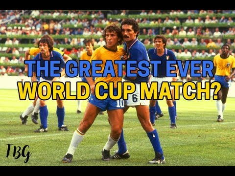 Brazil vs Italy : Beautiful Attack vs Ruthless Defense