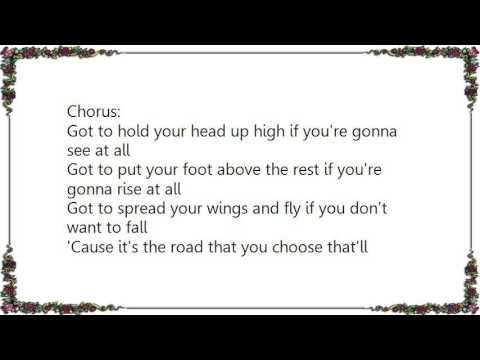 Jerry Jeff Walker - The Road You Choose Lyrics
