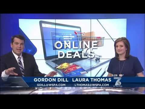 Amazon Prime Day w/ Lindsay Sakraida on CBS Greenville (WSPA-TV)