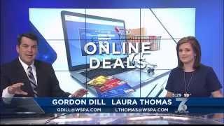 Amazon Prime Day w/ Lindsay Sakraida on CBS Greenville (WSPA-TV)