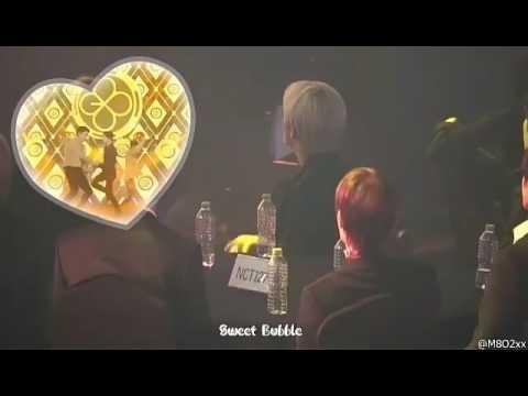 170222 NCT react to EXO Lotto @ Gaon Chart Awards