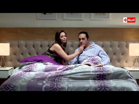 """مسلسل يوميات زوجة مفروسة أوي - """" داليا البحيري تتألق بفستان مثير لمحاولة لفت إنتباه """" خالد سرحان """" thumbnail"""