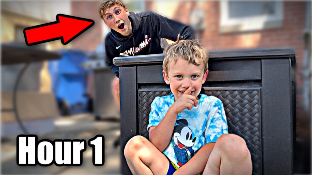 Last to Get CAUGHT At THAT'S AMAZING House Wins iPhone 11 | Colin Amazing
