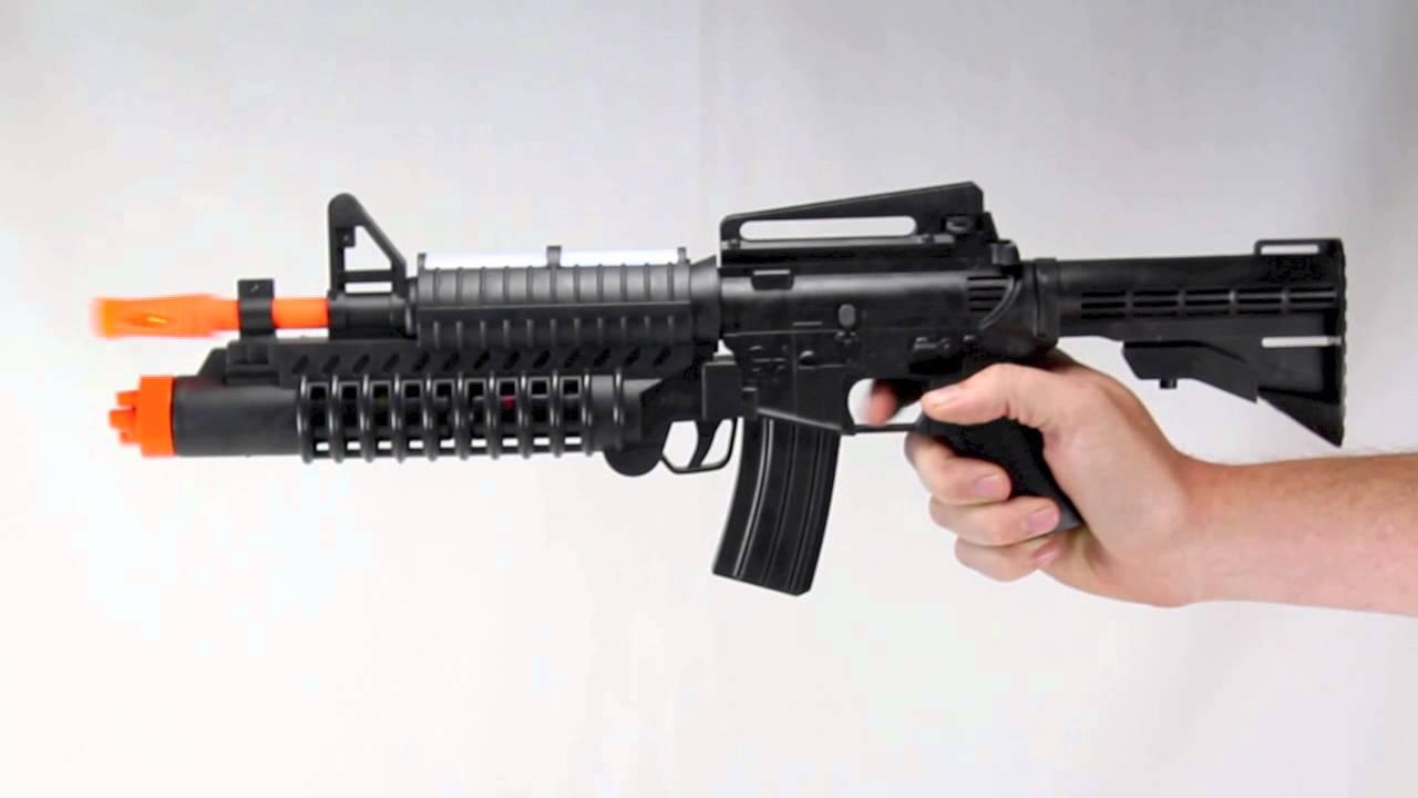 Mini M16 Lights...