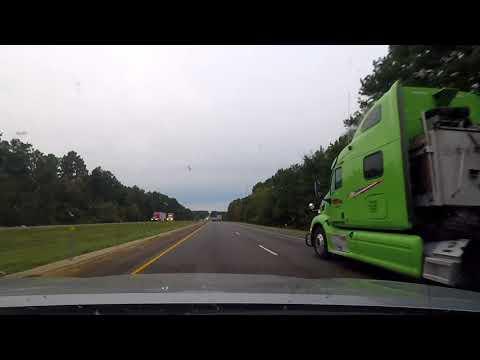 A Drive from Benton, Ark to Texarkana