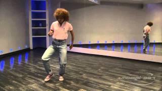 Ирина Антипова - урок 1: видео танец хаус