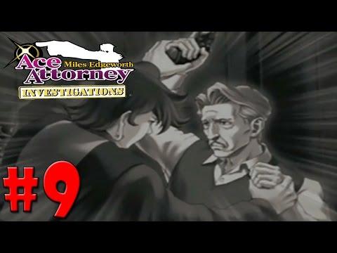 "Ace Attorney Miles Edgeworth Investigations   Parte 9 ""La verdad a traves del espejo"""