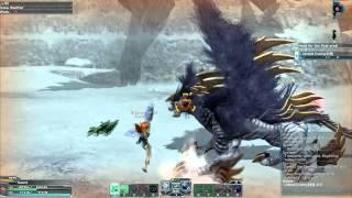 PSO2: Gunner/Ranger Boss Runs (SH)