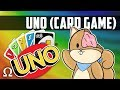 MAKING THEM GO NUTS W/SQUIRREL! | Uno Card Game #45 Funny Moments Ft. Delirious, Toonzy, Squirrel