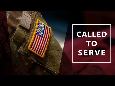 Becoming A U.S. Army Chaplain | Dustin Newman