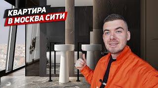 Мебель приехала с косяками. Квартира в Москва Сити. Комплектация