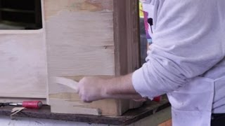 How Do I Remove Wood Veneers? : Wood Furniture
