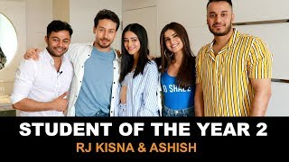 SOTY 2 team reacts on MEME | Student of the Year 2 | Tiger Shroff | Ananya Pandey | Tara Sutaria